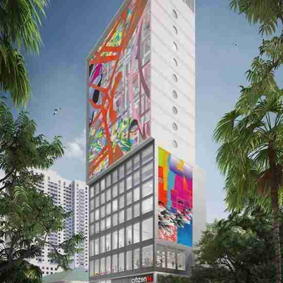 Citizen M Hotel | Specialty Engineering Windows and Doors Project