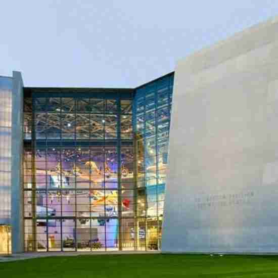 National WWII Museum | Specialty Engineering Windows and Doors Project
