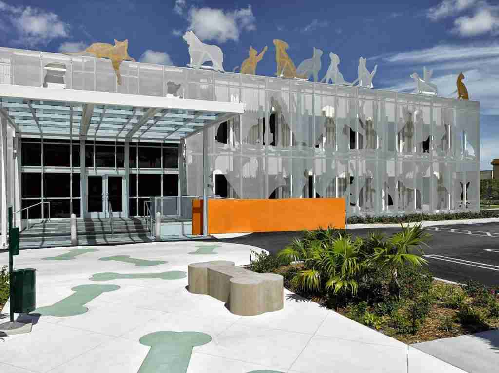 Miami Dade County Animal Shelter. Civil Engineering Project